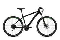 GHOST 2018 Kato 4.7 black / green 27,5""