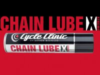 AUTHOR Mazivo Cycle Clinic Chain Lube EXTREME 300 ml červená
