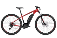 GHOST E-Bikes 2020  Ebike Teru B2.9 - Riot Red / Jet Black / Shadow Red