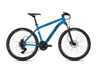 GHOST 2020  KATO 1.6 AL - Vibrant Blue / Night Black / Star White