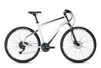 GHOST 2020  SQUARE CROSS 1.8 AL - Iridium Silver / Jet Black / Star White