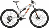 kolo Rock Machine Blizzard XCM 70-29 TEST gloss silver/neon orange/black (M)