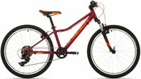 kolo Rock Machine Catherine 24 dark crimson/crimson/neon orange