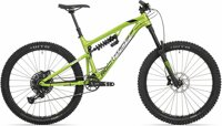 kolo Rock Machine Blizzard 50-27 DVO green/gloss silver/black (M)