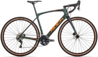 kolo Rock Machine GravelRide CRB 700 TEST mat khaki/neon orange/black 52cm