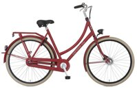"Kolo CORTINA Transport U1 28"" lady pompeian red matt 49cm"