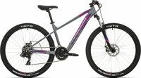 kolo Rock Machine Catherine 40-27 gloss grey/pink/violet (XS)