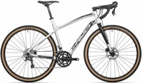 kolo Rock Machine GravelRide 500 TEST gloss silver/black 53cm