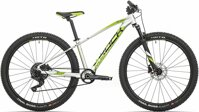 kolo Rock Machine Blizz 27 HD LTD TEST (XS) gloss silver/DVO green/black