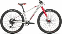 kolo Rock Machine Thunder 27 HD LTD TEST (XS) gloss silver/red/black