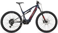 elektrokolo Rock Machine Blizzard INT e30-29 (S) metallic mat dark blue/grey/red