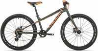 kolo Rock Machine Blizz 24 MD mat khaki/neon orange/black