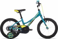 kolo Rock Machine Storm 16 gloss petrol blue/radioactive yellow/black