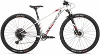 kolo Rock Machine Thunder 29 HD LTD (XS) gloss silver/red/black