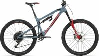 kolo Rock Machine Blizzard 70-27 matt slate grey/BOXXER red/dark grey (M)