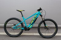 elektrokolo Rock Machine Blizz INT e50-27+ TEST petrol blue/radioactive yellow/black (L)