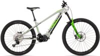 "elektrokolo Rock Machine Blizz INT TRL e90-297 (M) g.light grey/DVO green/black 29""/27,5"" (mullet)"