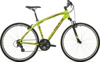 kolo Rock Machine CrossRide 100 LO radioactive yellow/red/black (L)