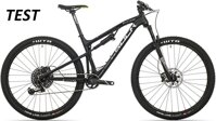 kolo Rock Machine Blizzard XCM 90-29 25th Anniversary TEST mat black/silver/black (L)