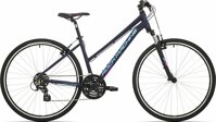 kolo Rock Machine CrossRide 100 lady mat deep blue/blue/pink (M)