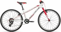 kolo Rock Machine Thunder 24 gloss silver/red/black