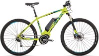 "elektrokolo Rock Machine Torrent e50-29 21"" yellow/blue/black"