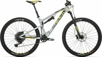 kolo Rock Machine Blizzard XCM 70-29 mat grey/radioactive yellow/night blue (M)