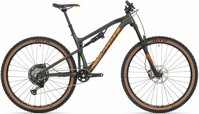 kolo Rock Machine Blizzard TRL 70-29 TEST mat khaki/neon orange/black (M)